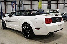 2008 Ford Mustang GT Convertible for sale 100861028