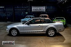 2008 Ford Mustang Convertible for sale 100876128