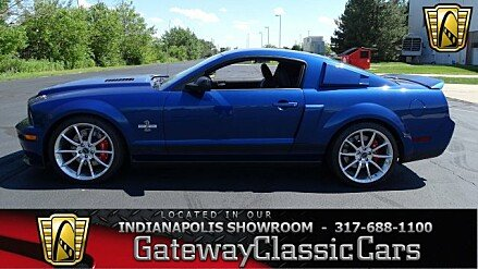 2008 Ford Mustang Shelby GT500 Coupe for sale 100881944