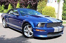 2008 Ford Mustang GT Convertible for sale 100883741