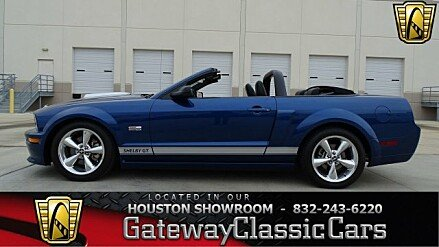 2008 Ford Mustang GT Convertible for sale 100950727