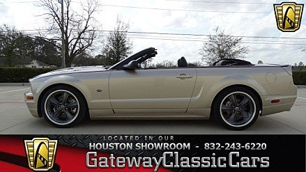 2008 Ford Mustang GT Convertible for sale 100965908
