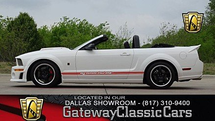 2008 Ford Mustang GT Convertible for sale 100977408
