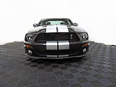 2008 Ford Mustang Shelby GT500 Coupe for sale 100980719