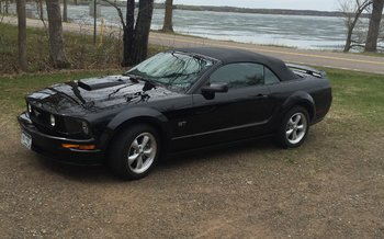 2008 Ford Mustang GT Convertible for sale 100989416