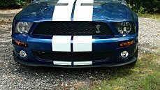 2008 Ford Mustang Shelby GT500 Coupe for sale 100998349