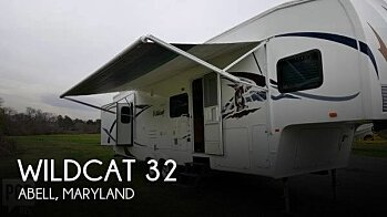 2008 Forest River Wildcat for sale 300105937