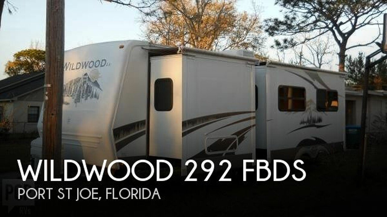 2008 Forest River Wildwood for sale 300105615