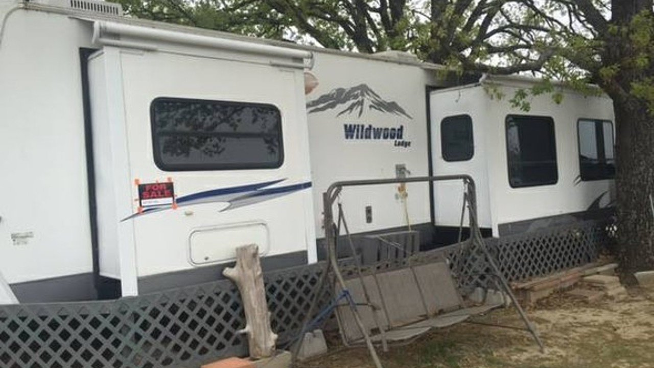 2008 Forest River Wildwood for sale 300147659