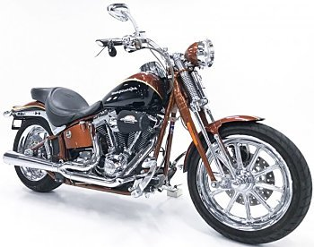 2008 Harley-Davidson CVO for sale 200479111