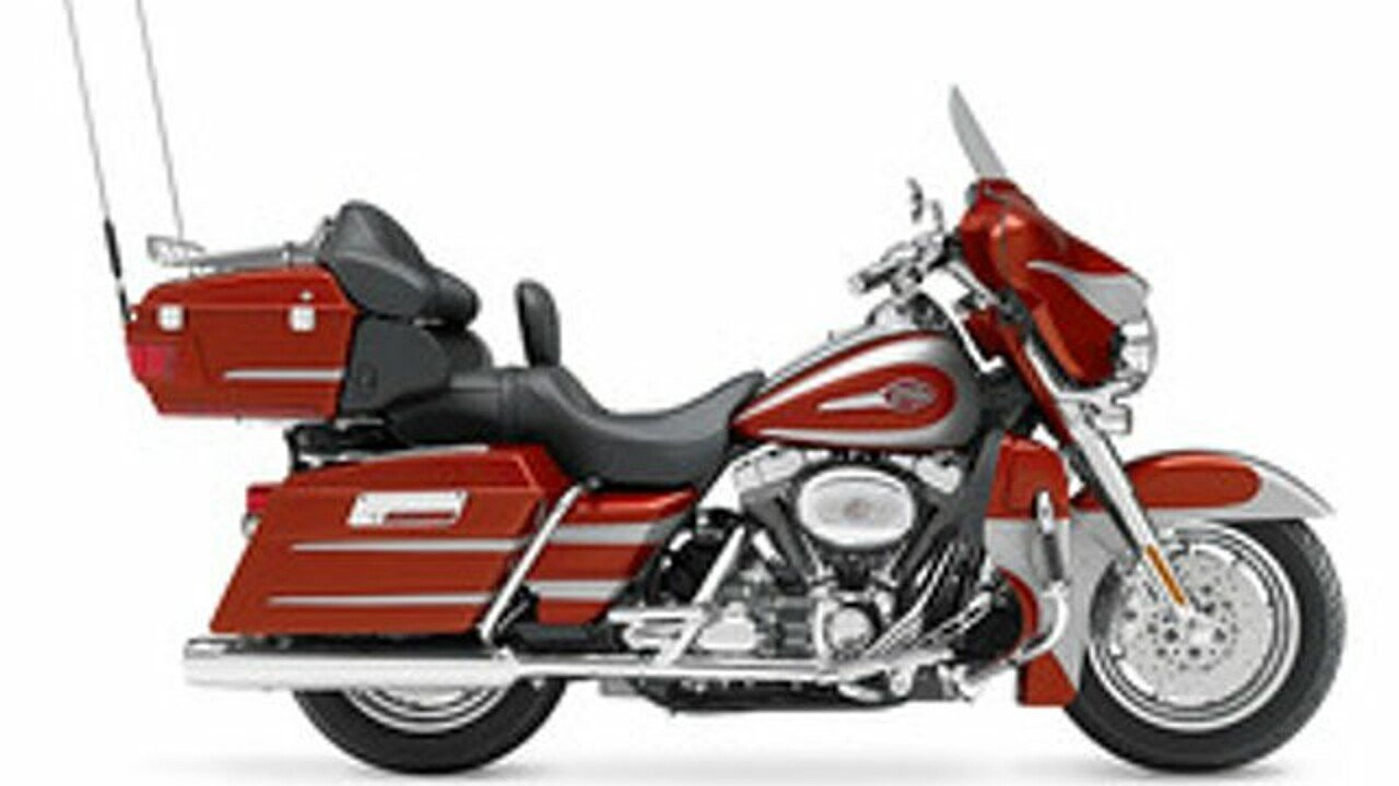 2008 Harley-Davidson CVO for sale 200581680