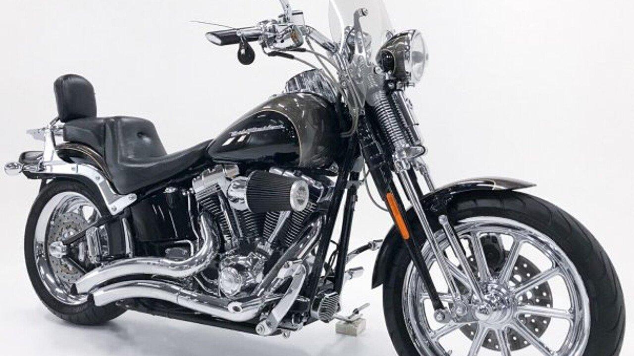 2008 Harley-Davidson CVO for sale 200585317