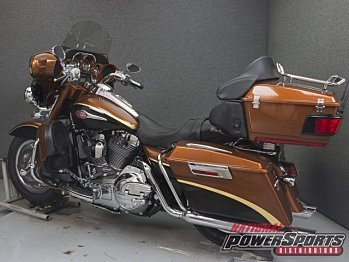 2008 Harley-Davidson CVO for sale 200593632