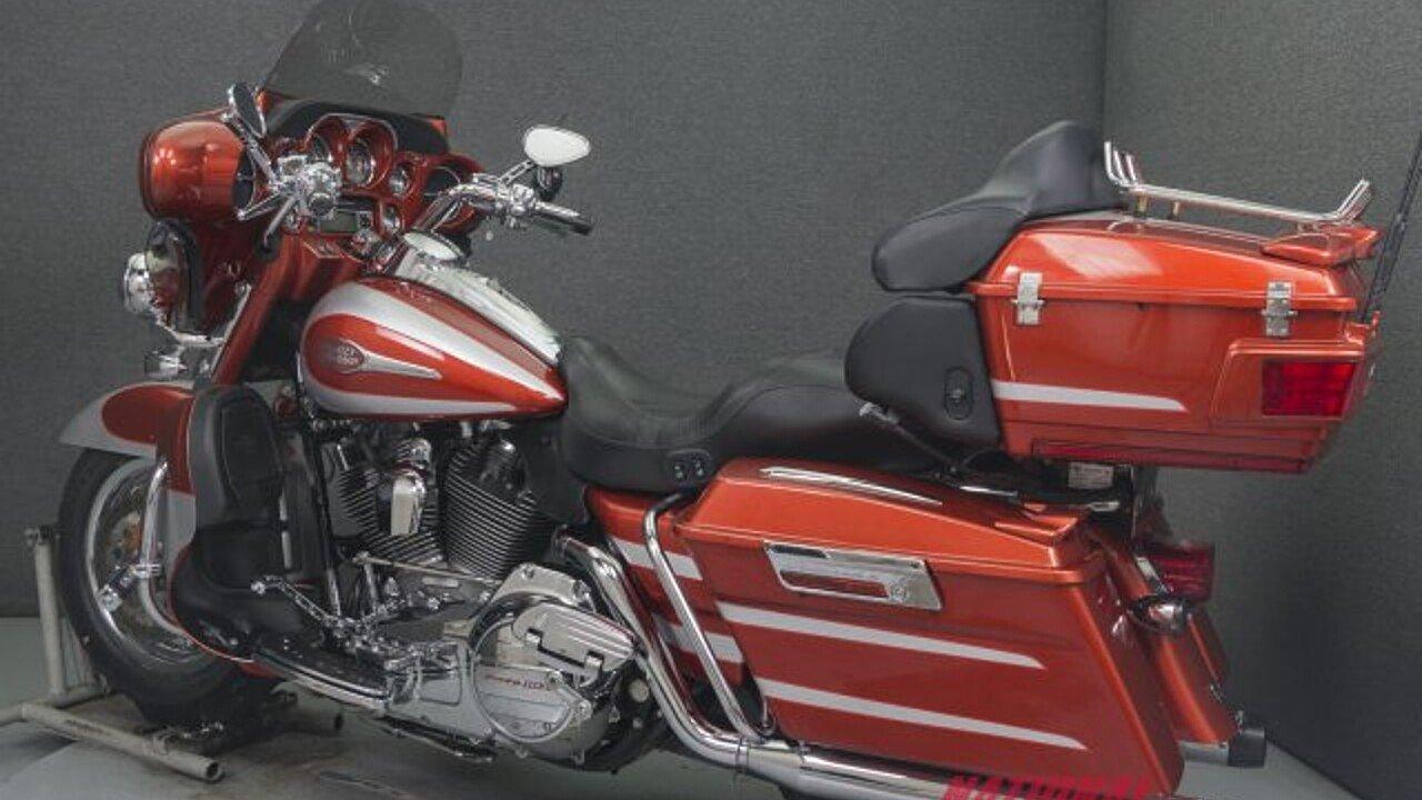 2008 Harley-Davidson CVO for sale 200599457