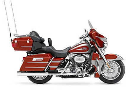 2008 Harley-Davidson CVO for sale 200550265