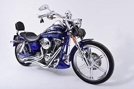 2008 Harley-Davidson CVO for sale 200596881