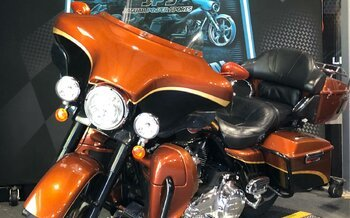 2008 Harley-Davidson CVO for sale 200617207