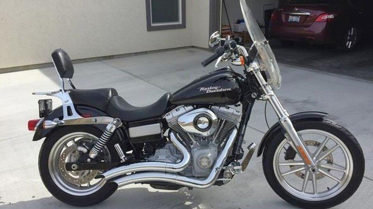 2008 Harley-Davidson Dyna for sale 200594079