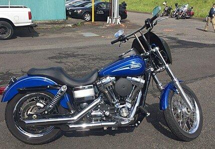 2008 Harley-Davidson Dyna for sale 200525663