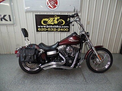 2008 Harley-Davidson Dyna for sale 200532083
