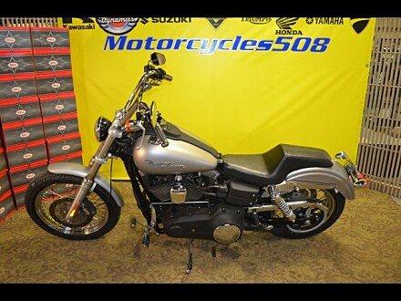 2008 Harley-Davidson Dyna Street Bob for sale 200623068