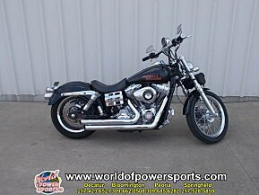 2008 Harley-Davidson Dyna for sale 200636800