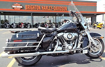 2008 Harley-Davidson Police for sale 200492059