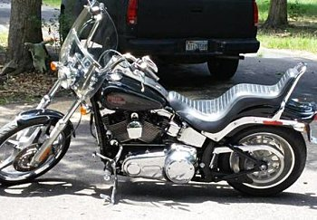 2008 Harley-Davidson Softail for sale 200423761