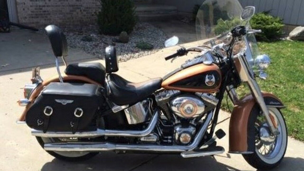 2008 Harley-Davidson Softail for sale 200454994