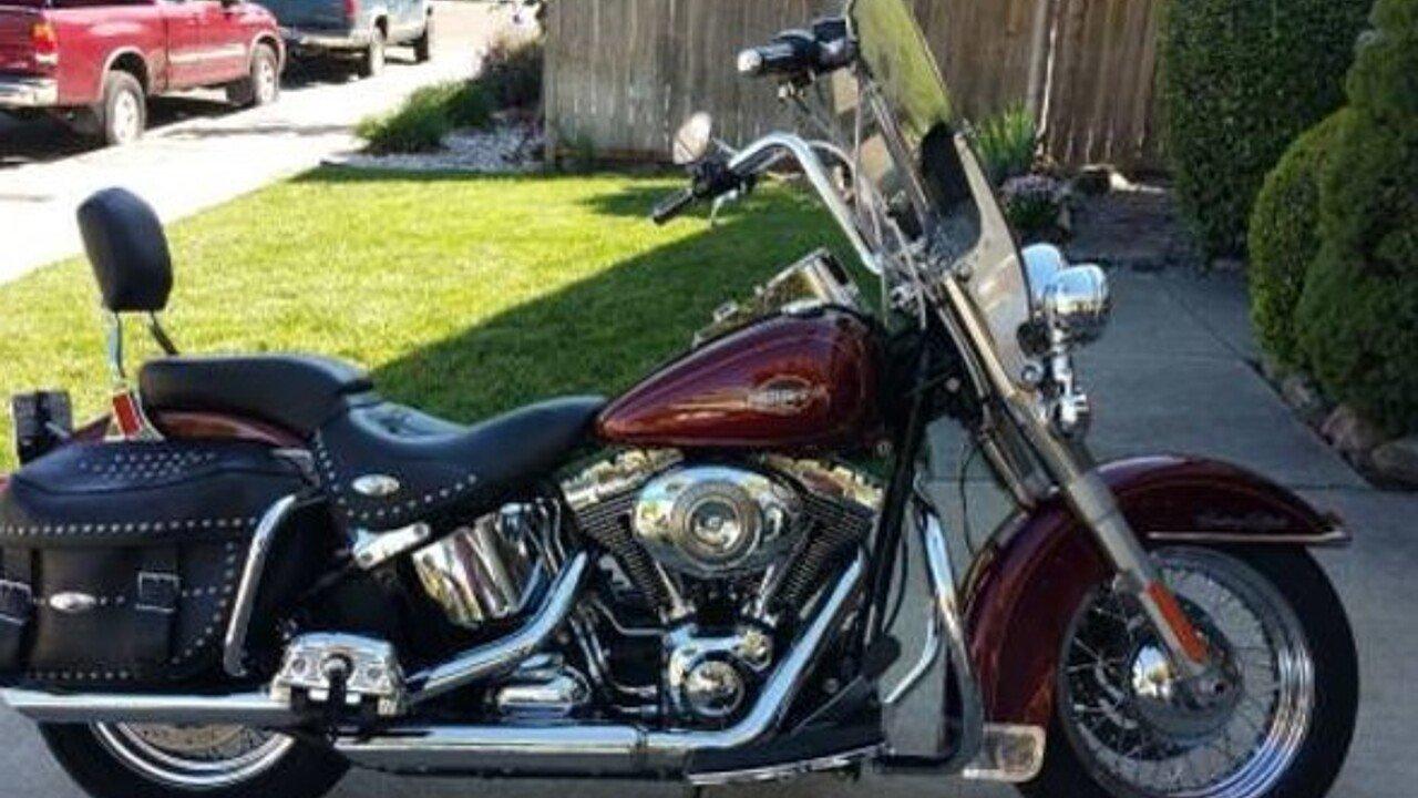 2008 Harley-Davidson Softail for sale 200460492