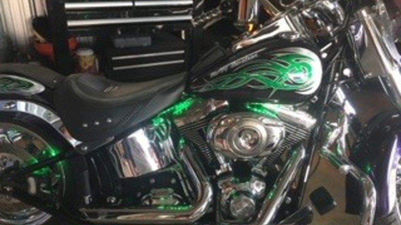 2008 Harley-Davidson Softail for sale 200476521