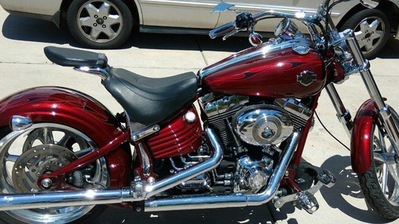 2008 Harley-Davidson Softail for sale 200491738