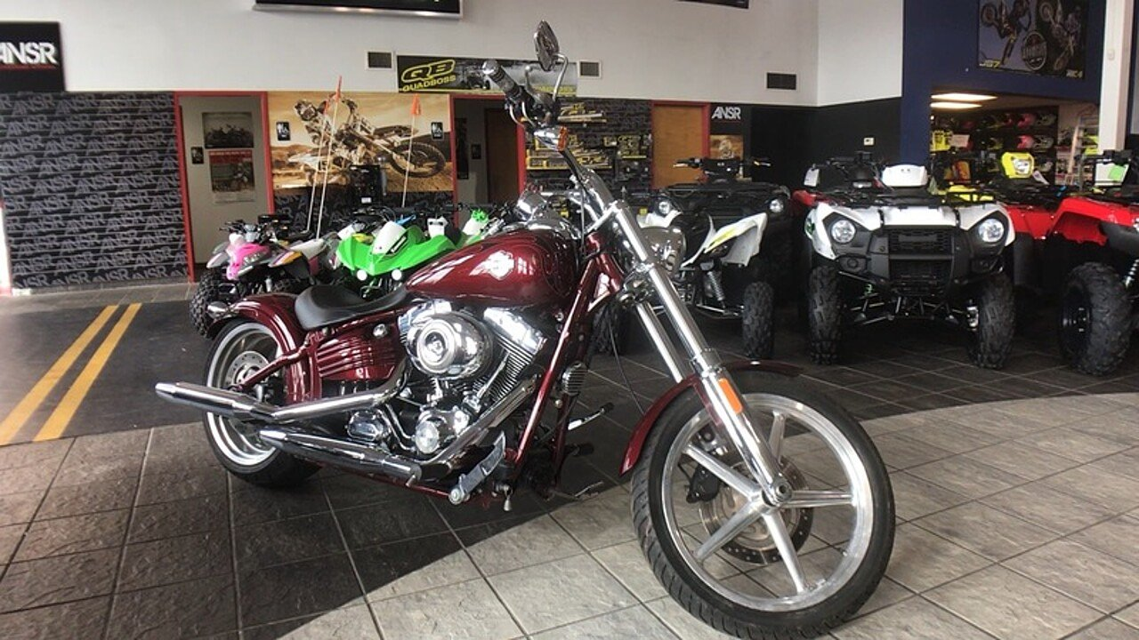 2008 Harley-Davidson Softail for sale 200520097
