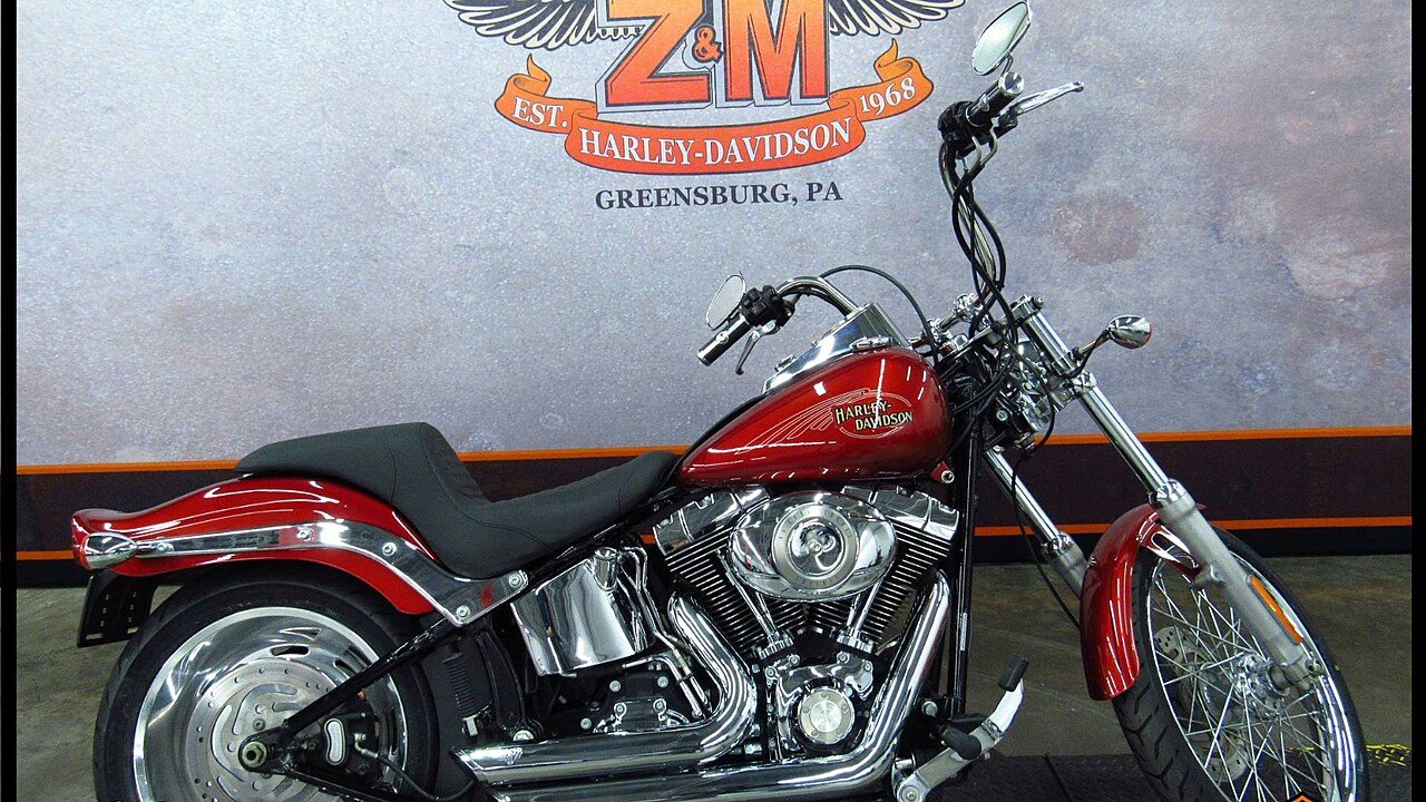 2008 Harley-Davidson Softail for sale 200523177