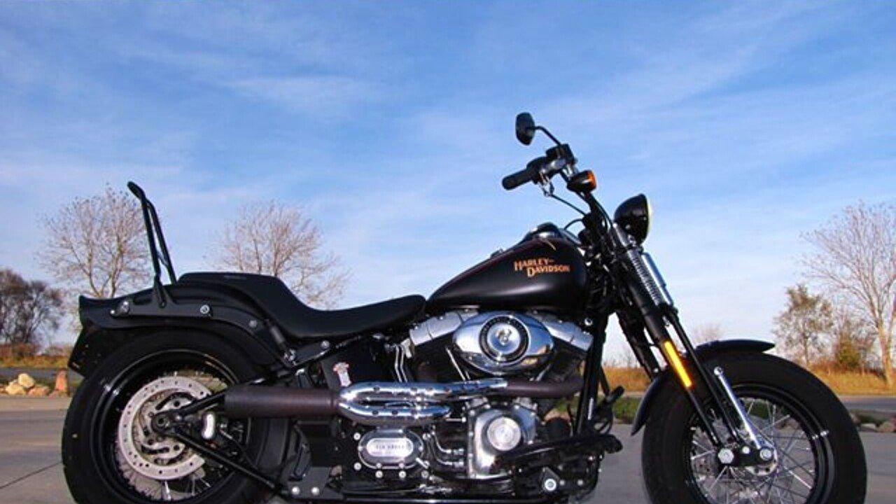 2008 Harley-Davidson Softail for sale 200544750
