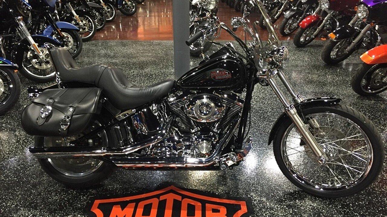 2008 Harley-Davidson Softail for sale 200546944