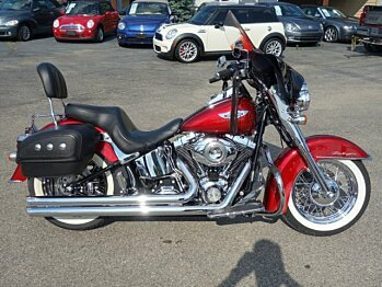 2008 Harley-Davidson Softail for sale 200559107