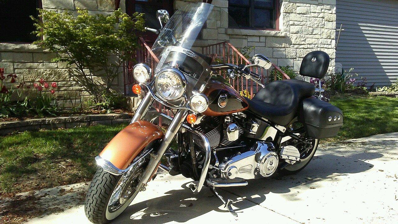 2008 Harley-Davidson Softail for sale 200560081