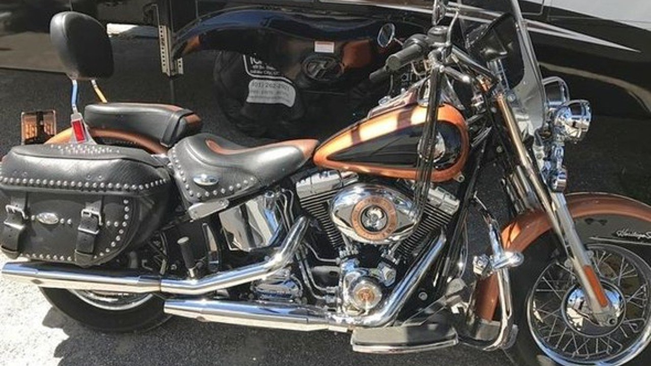 2008 Harley-Davidson Softail for sale 200594309