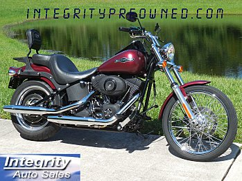 2008 Harley-Davidson Softail for sale 200617906