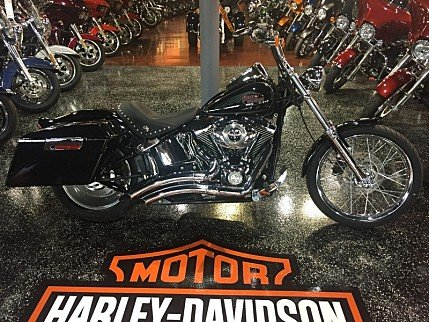 2008 Harley-Davidson Softail for sale 200506780