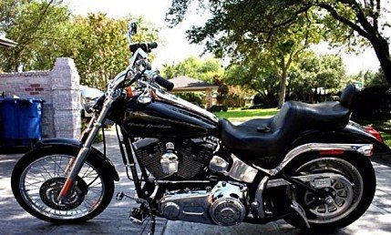 2008 Harley-Davidson Softail for sale 200510479