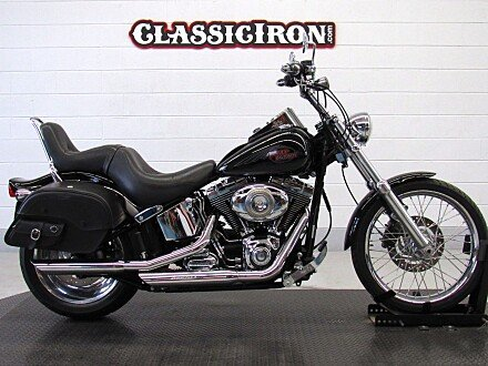 2008 Harley-Davidson Softail for sale 200573217