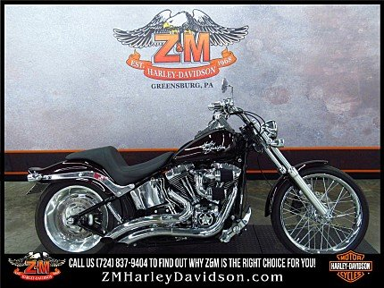 2008 Harley-Davidson Softail for sale 200590160