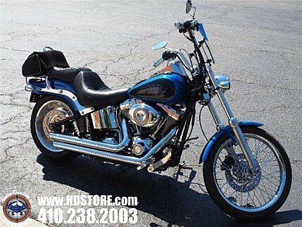 2008 Harley-Davidson Softail for sale 200595398