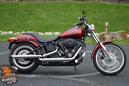 2008 Harley-Davidson Softail for sale 200626922