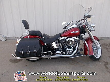 2008 Harley-Davidson Softail for sale 200637513