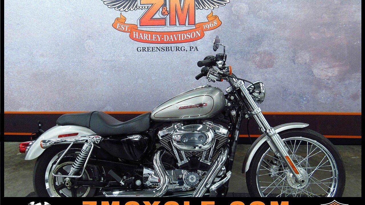 2008 Harley-Davidson Sportster for sale 200493226