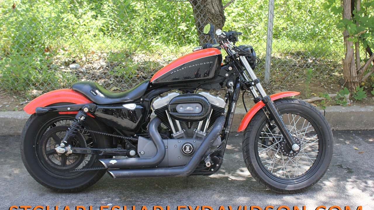 2008 Harley-Davidson Sportster for sale 200592639