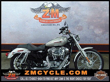 2008 Harley-Davidson Sportster for sale 200493226